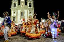 Acerto de Marchas no Pátio de São Pedro