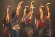Espetáculo de dança