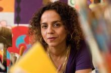 Beatriz Milhazes no Sesc