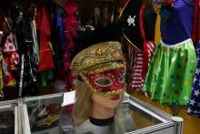 Feirinha de Carnaval e Espaço de Customização no Plaza