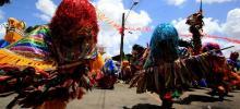 Festival Batucando com Consciência