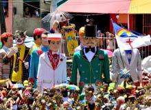 POLO CHICO SCIENCE - Carnaval de Olinda
