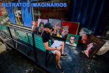 Retratos Imaginários