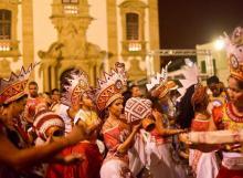 Tumaraca – Ensaio Geral das 13 Nações de Maracatu
